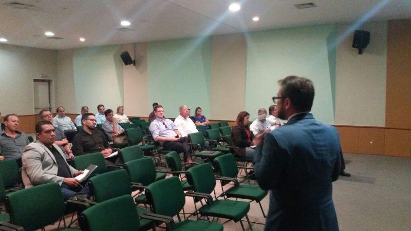 Diretor do IBGPAT participa do II ENCONTRO DOS REVENDEDORES DE OLEO LUBRIFICANTES DE MG